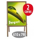 Eco Frame (doble cara)